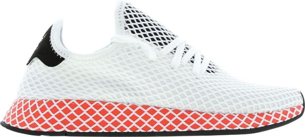 style exquis nouvelle arrivee où puis je acheter adidas Femme Running | Deerupt Runner Blanc / Rouge > Yumobiz