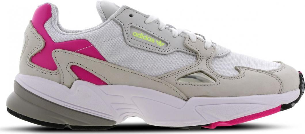 adidas Femme Running | Falcon Blanc / Rose > Yumobiz
