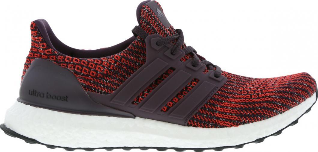 adidas Femme Running | Ultra Boost Blanc Rouge > Yumobiz