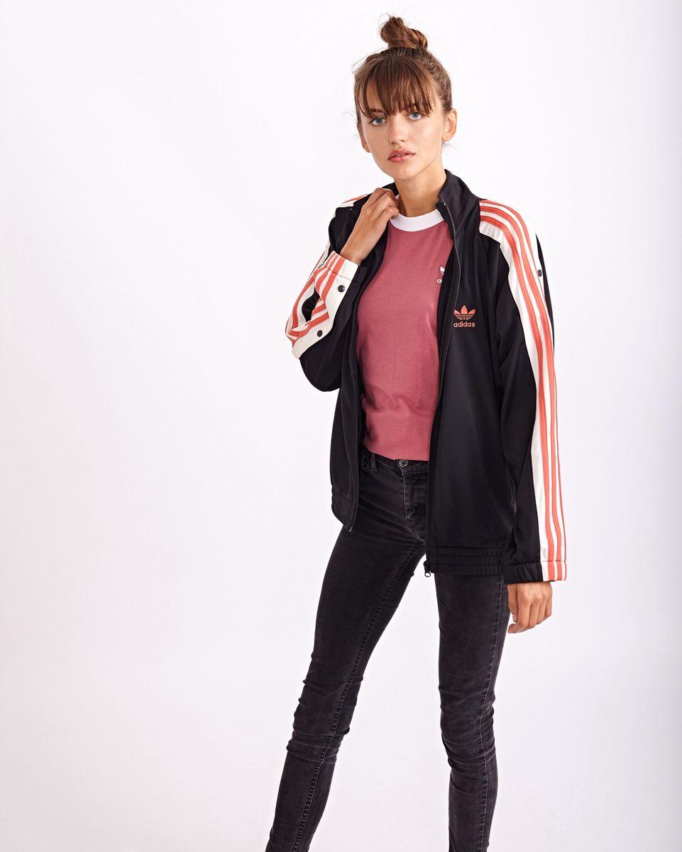 adidas Homme Pantalons   adicolor 3 Stripes Blanc Noir > Yumobiz