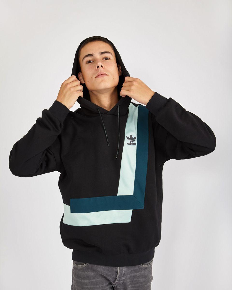 adidas homme hoodie