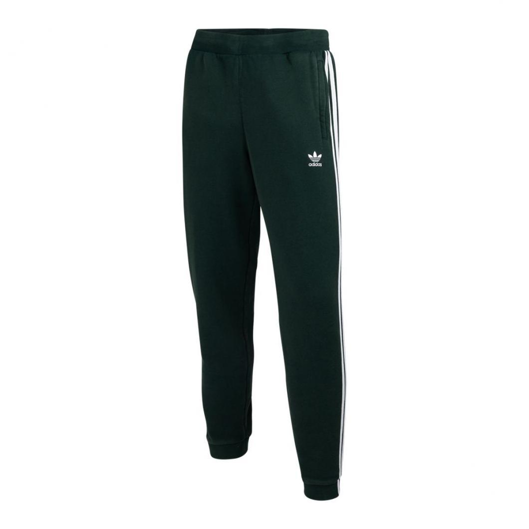 adidas Homme Pantalons   adicolor 3 Stripes Blanc Vert > Yumobiz