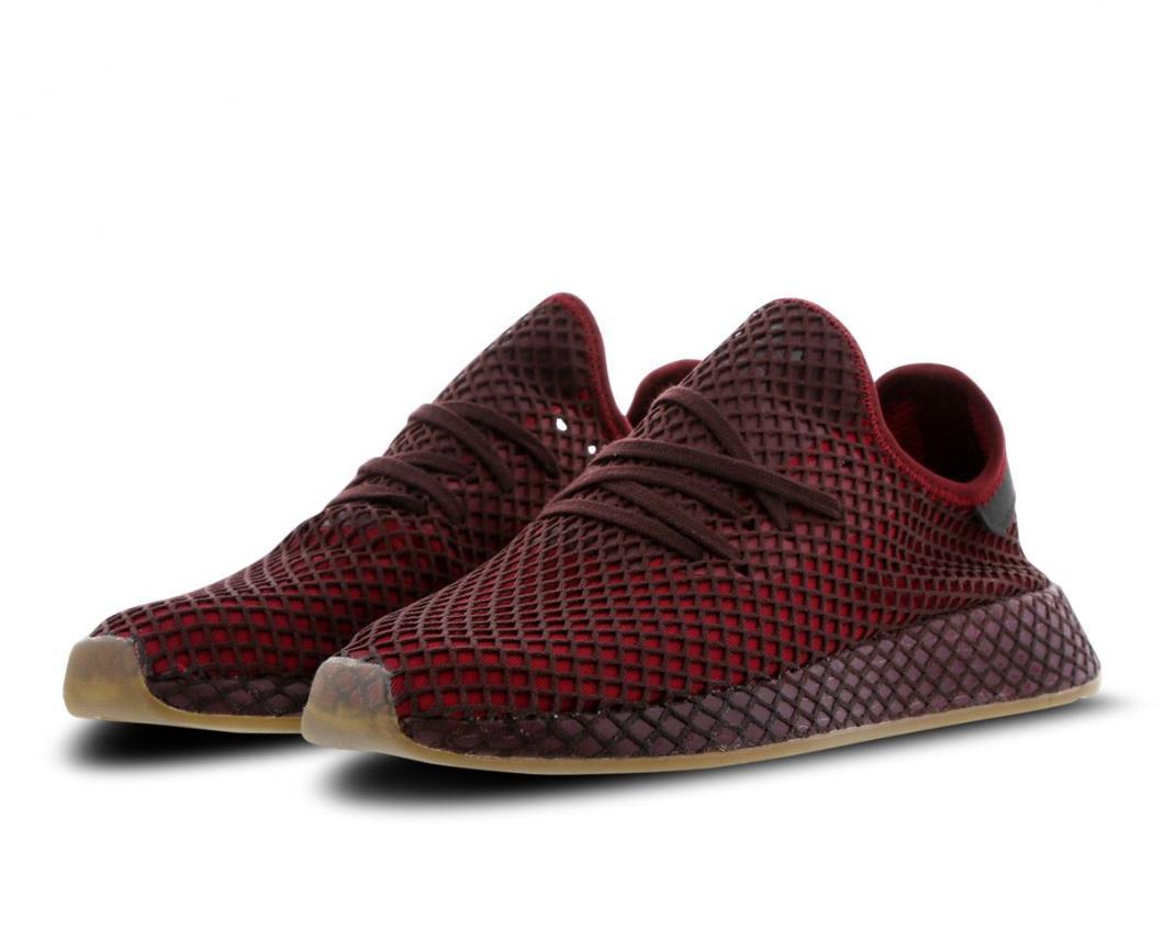 adidas Homme Running | Deerupt Vert > Yumobiz