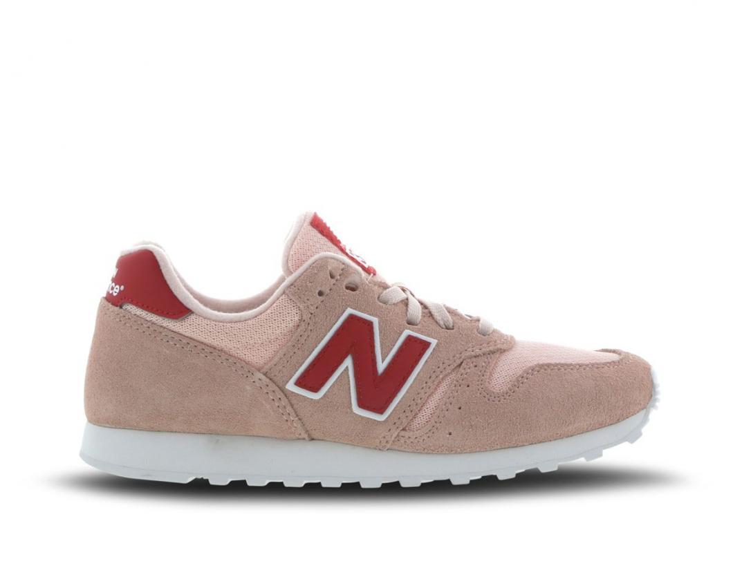 meilleure sélection ce5e1 de964 New Balance Femme Running | 373 Blanc / Rouge > Yumobiz