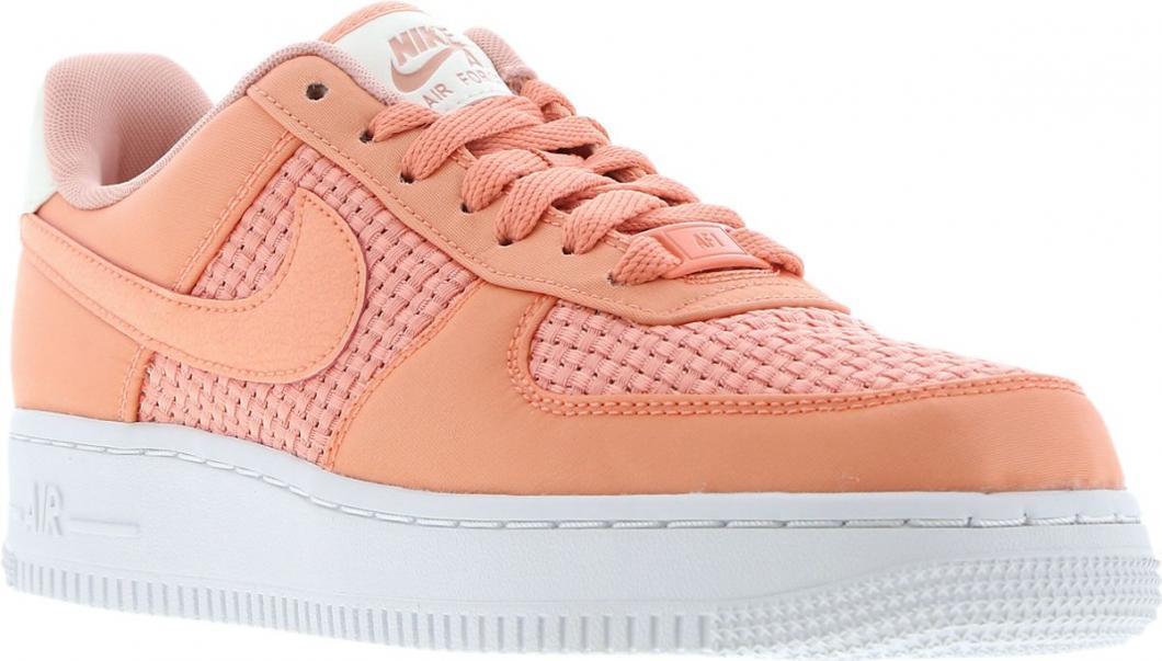 on sale b65f0 0c98c Nike Femme Basketball   Air Force 1 07 SE Blanc