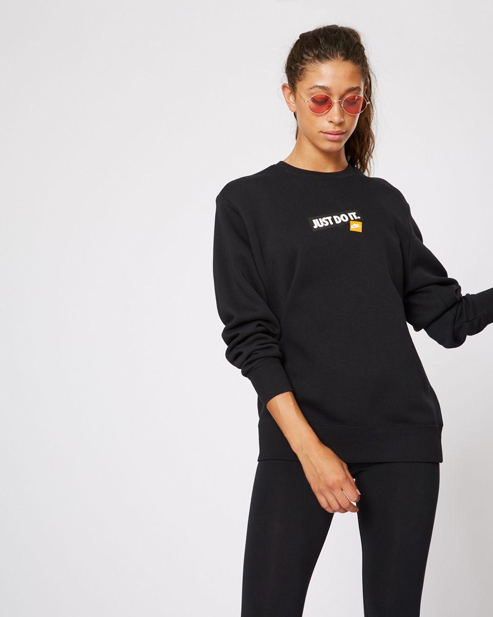 top brands best quality exquisite design Nike Homme T-Shirts | Just Do It Block Blanc / Noir / Orange > Yumobiz