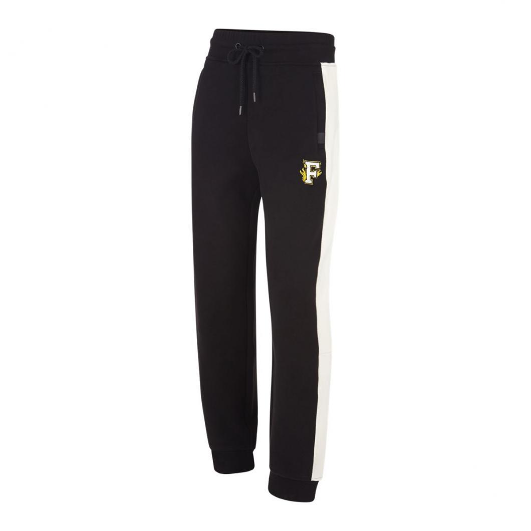 f93cc8e947 Puma Femme Pantalons | Fenty Fitted Panel Sweat Noir > Yumobiz