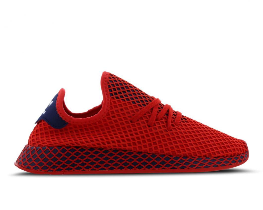 adidas deerupt homme rouge online